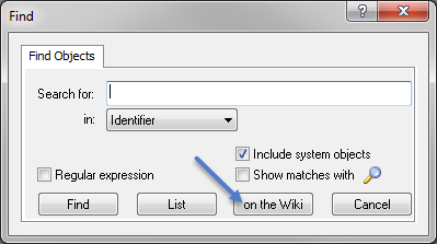Search wiki from Find dialog.png